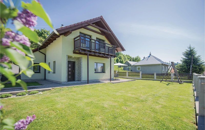 3 Zimmer Unterkunft in Liptovska Sielnica, holiday rental in Liptovska Stiavnica