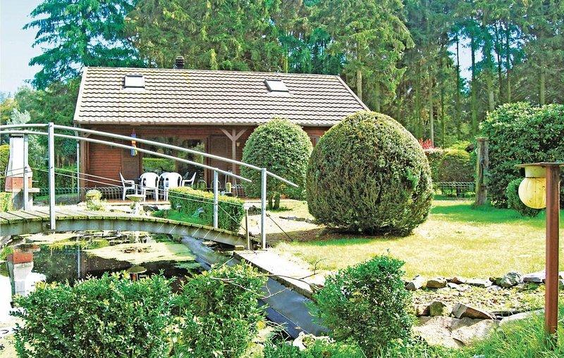 3 Zimmer Unterkunft in Wachtebeke, vacation rental in Lokeren