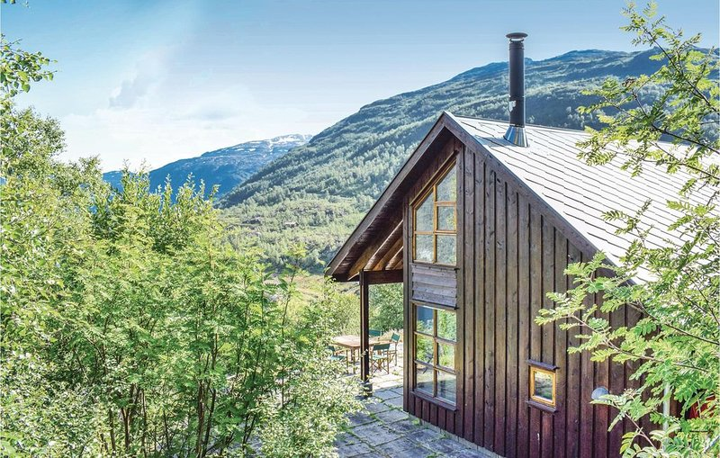 4 Zimmer Unterkunft in Røldal, location de vacances à Hordaland