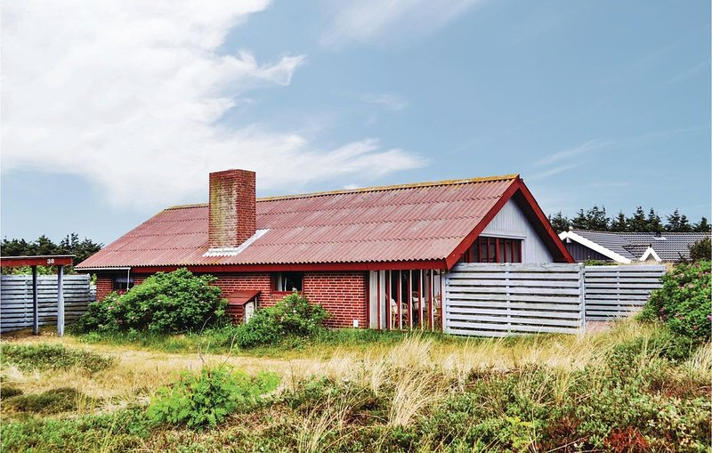 3 Zimmer Unterkunft in Hvide Sande, location de vacances à Hvide Sande