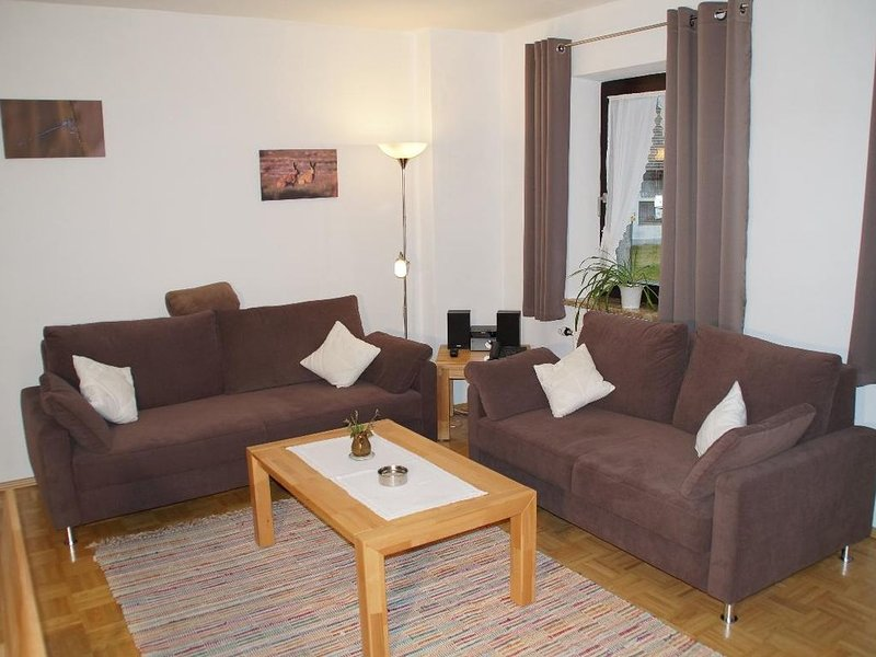 Appartement Reschbachklause - großzügiges Appartement perfekt für Familien geeig, holiday rental in Srni