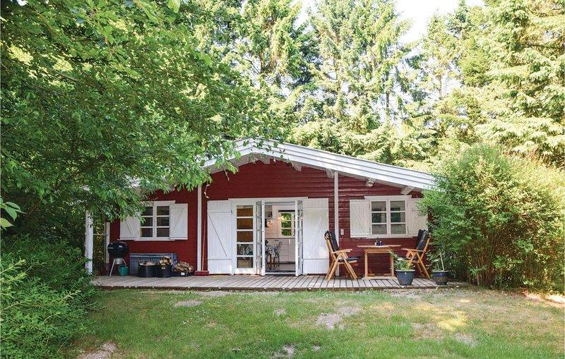 2 Zimmer Unterkunft in Toftlund, holiday rental in Ribe