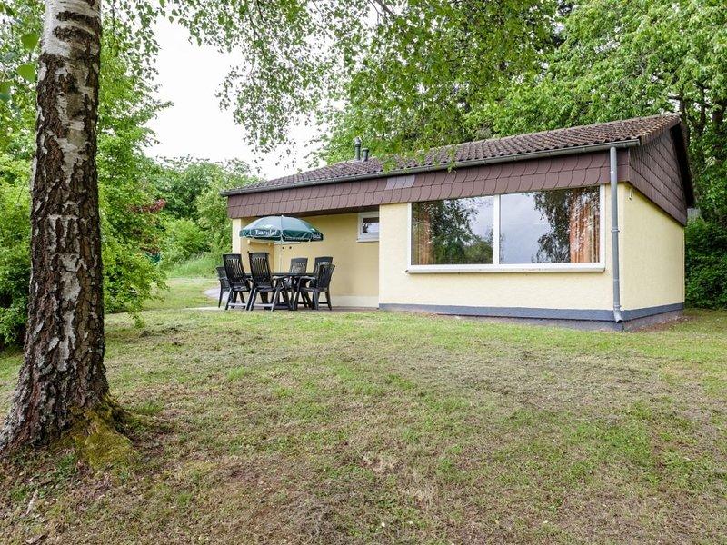 Komfort 6-Personen-Ferienhaus im Ferienpark Landal Warsberg, holiday rental in Weiskirchen