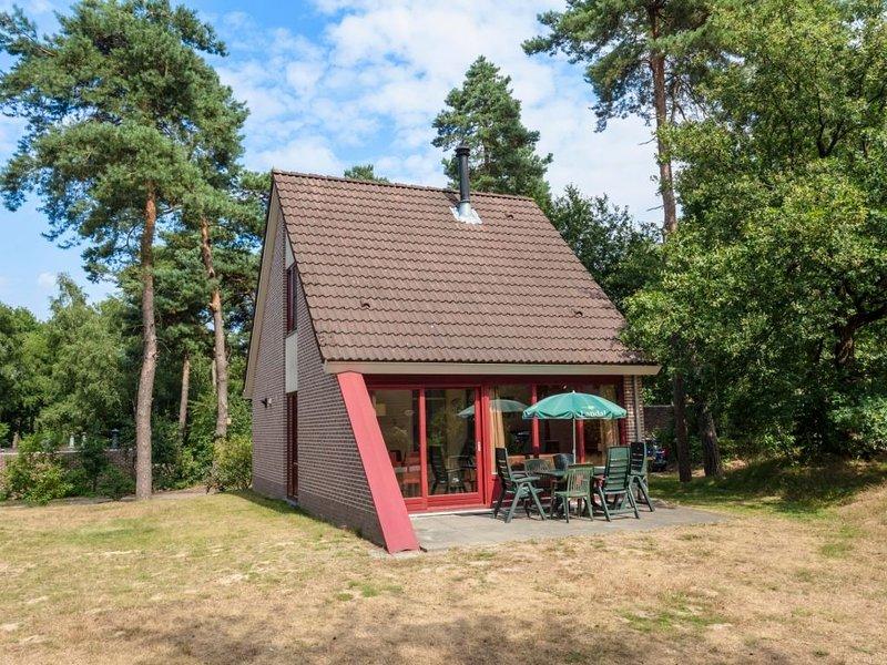 Komfort 6-Personen-Ferienhaus im Ferienpark Landal De Vers, holiday rental in Elsendorp