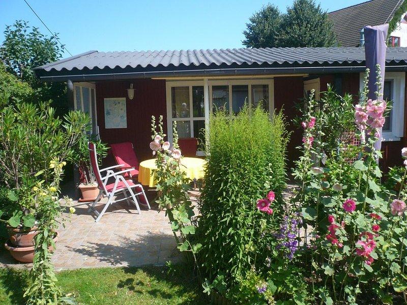 Ferienhaus für 3 Gäste mit 40m² in Graal-Müritz (111268), vacation rental in Gelbensande
