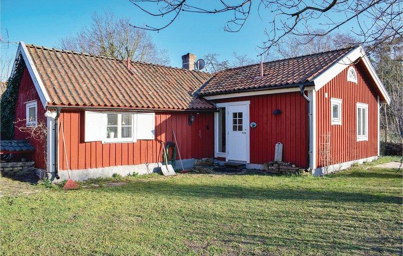 3 Zimmer Unterkunft in Mörbylånga – semesterbostad i Kalmar
