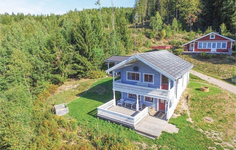 2 Zimmer Unterkunft in Sysslebäck, vacation rental in Stollet