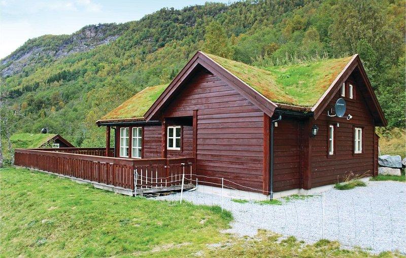 4 Zimmer Unterkunft in Sogndal, alquiler vacacional en Kaupanger
