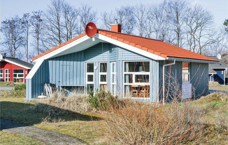 2 Zimmer Unterkunft in Travemünde-Priwall, casa vacanza a Travemuende