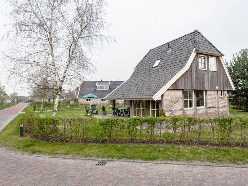 Komfort 6-Personen-Ferienhaus im Ferienpark Landal Orveltermarke, Ferienwohnung in Zwiggelte