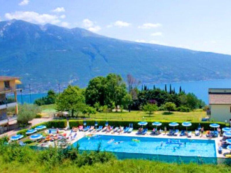 Tignale - Appartement Villetta Giardino 307 - Ferienwohnung am Gardasee mieten, alquiler vacacional en Tignale
