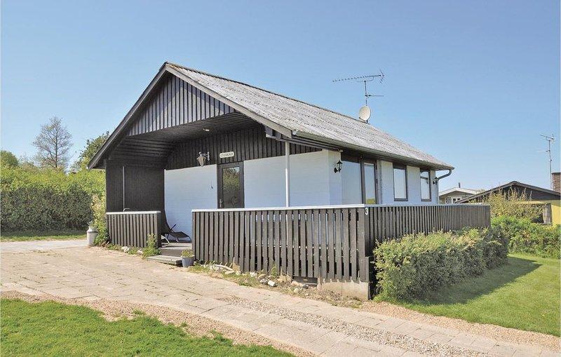 1 Zimmer Unterkunft in Augustenborg – semesterbostad i Sönderborg