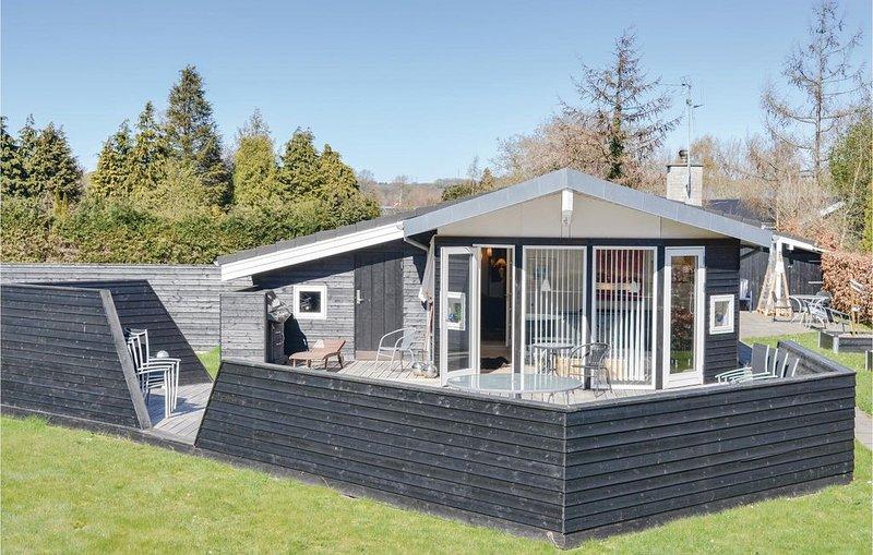 5 Zimmer Unterkunft in Hornslet, holiday rental in Foelle Strand