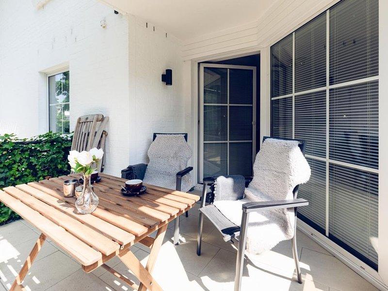 Strandallee 200 Wohnung 108 -hochwertiges Studio ganz nah am Strand-, vacation rental in Timmendorfer Strand