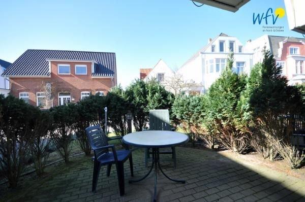 Moderne Borkumer Ferienwohnung mit zwei Terrassen und Garten!, location de vacances à Borkum