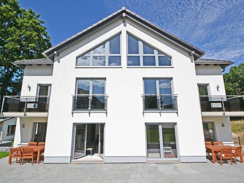 Villa Doris - App 095 Flora, Ferienwohnung in Seebad Heringsdorf