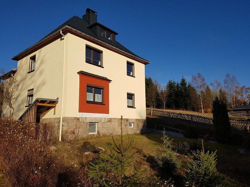 Ferienhaus Carlsfeld für 1 - 6 Personen mit 3 Schlafzimmern - Ferienhaus, aluguéis de temporada em Stuetzengruen