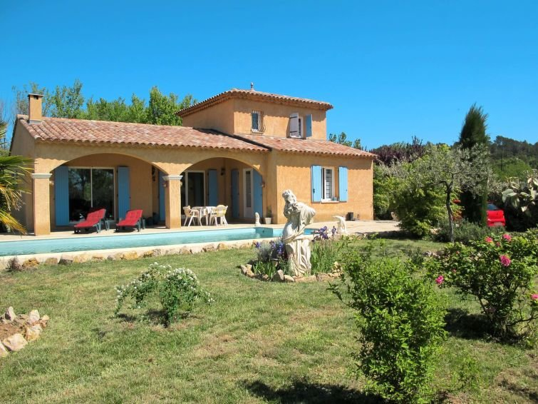 Vacation home in Regusse, Côte d'Azur hinterland - 4 persons, 2 bedrooms, vacation rental in Regusse
