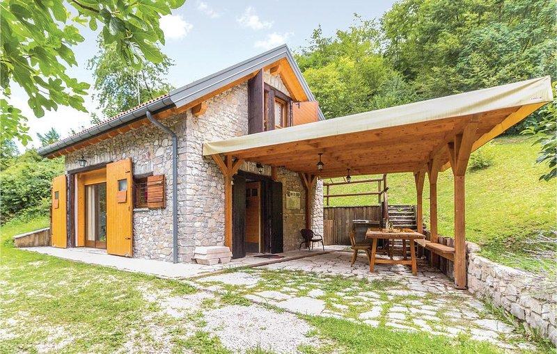 1 Zimmer Unterkunft in Soverzene (BL), holiday rental in Tignes