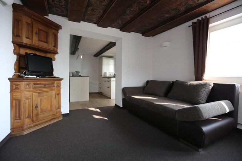 Ferienwohnung Horn für 2 - 4 Personen mit 1 Schlafzimmer - Ferienwohnung, holiday rental in St. Gallen