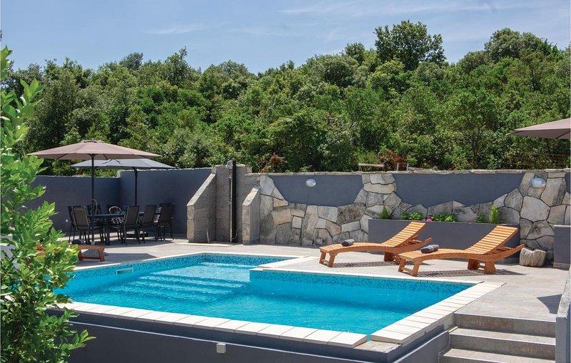 4 Zimmer Unterkunft in Korcula, vacation rental in Medvinjak