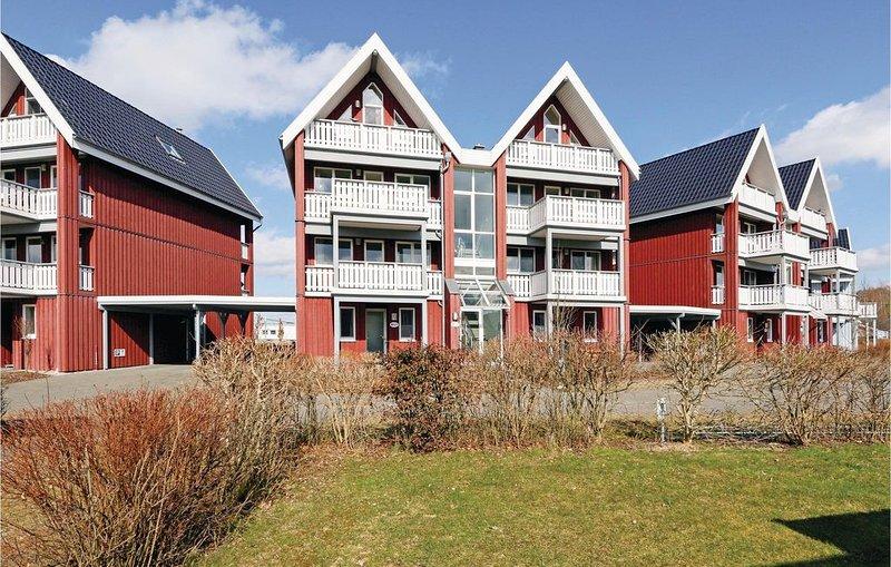 3 Zimmer Unterkunft in Rechlin, location de vacances à Vipperow