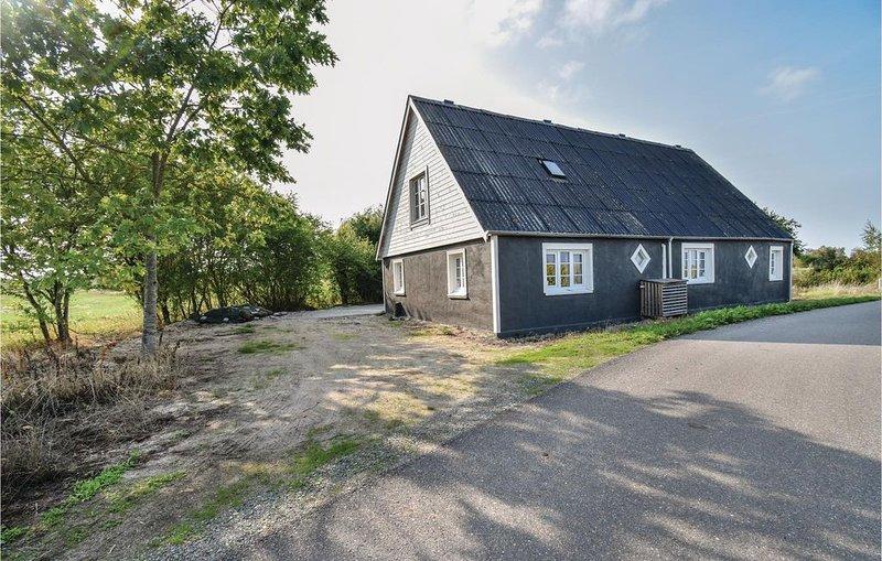 4 Zimmer Unterkunft in Bogense, location de vacances à Brenderup