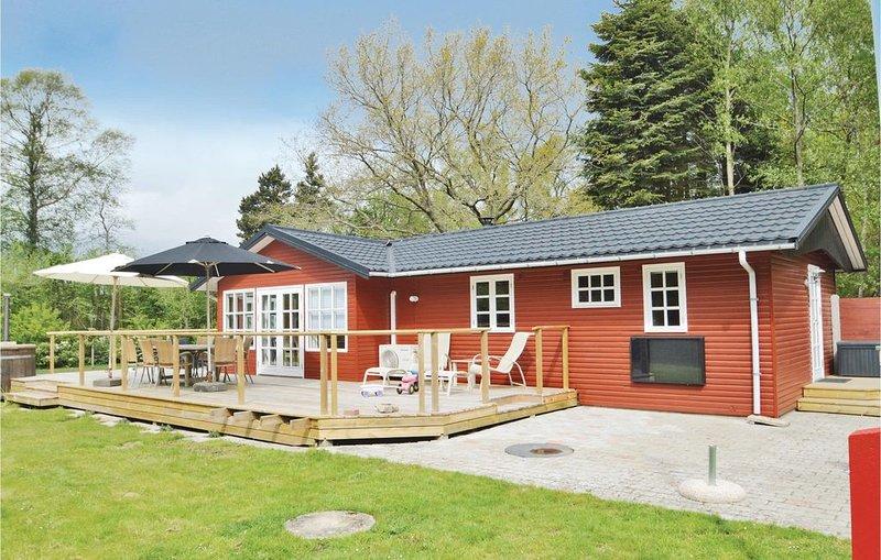 5 Zimmer Unterkunft in Højslev, aluguéis de temporada em Hoejslev