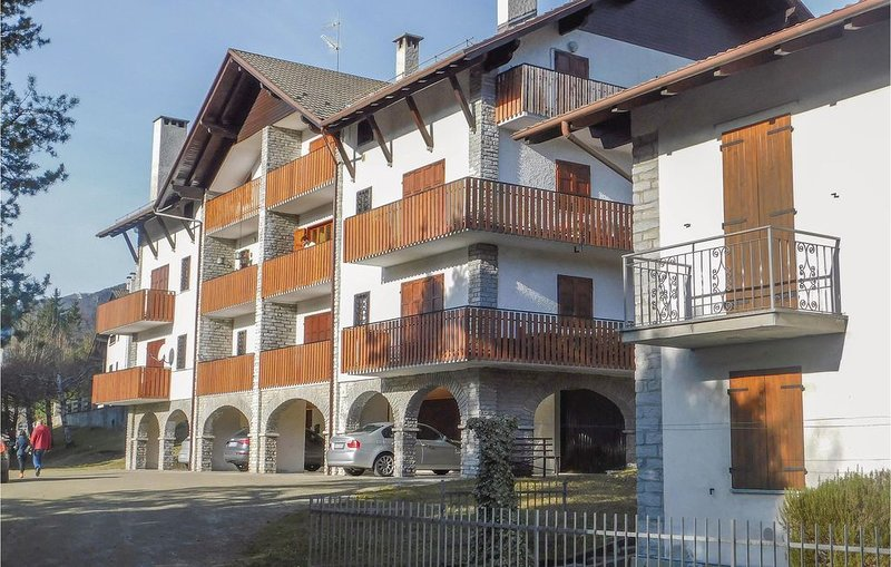 2 Zimmer Unterkunft in Vocogno (VB), vacation rental in Baceno