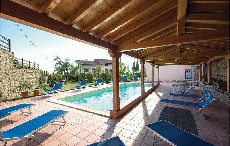 2 Zimmer Unterkunft in Lamporecchio (PT), Ferienwohnung in Lamporecchio