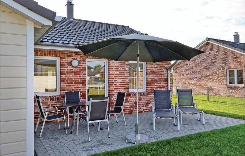 1 Zimmer Unterkunft in Dagebüll, holiday rental in Rodenas