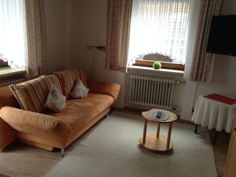 Ferienwohnung in der Staufenstraße mit Terrasse für 1 - 4 Personen, holiday rental in Bad Reichenhall