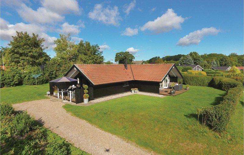 3 Zimmer Unterkunft in Sydals – semesterbostad i Sönderborg