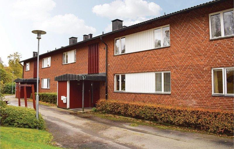 2 Zimmer Unterkunft in Hyltebruk, holiday rental in Lidhult