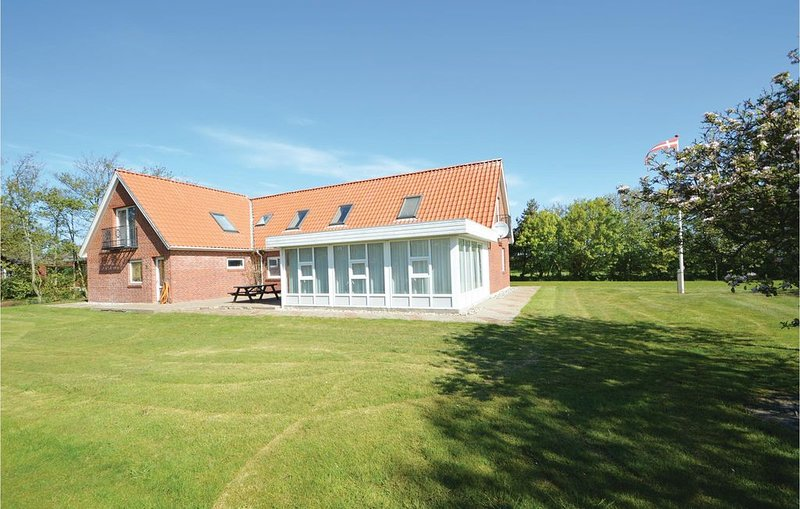 4 Zimmer Unterkunft in Ribe, casa vacanza a Esbjerg