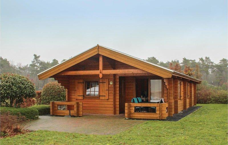 2 Zimmer Unterkunft in Rheezerveen, alquiler vacacional en Dedemsvaart