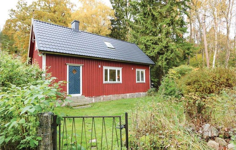 1 Zimmer Unterkunft in Sölvesborg, location de vacances à Sölvesborg