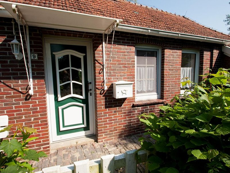 Tradition trifft Moderne: Dieses liebevoll renovierte freistehende Ferienhaus vo, location de vacances à Werdum