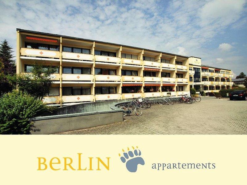Appartement II, III | Ferienunterkunft (25-26m2) mit Kleinküche, holiday rental in Bad Fussing