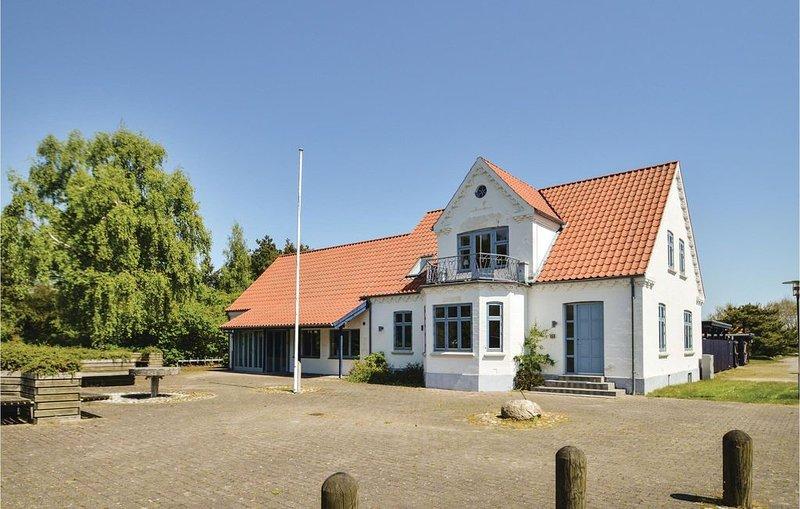10 Zimmer Unterkunft in Væggerløse, location de vacances à Vaeggerlose