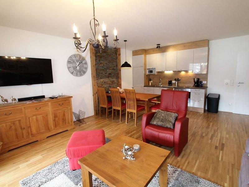 Modern Apartment near Ski Area in Tamsweg, holiday rental in Lessach