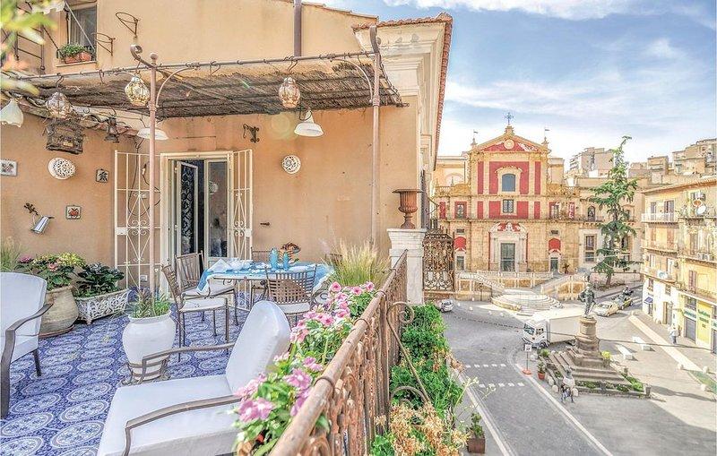 3 Zimmer Unterkunft in Caltanissetta, location de vacances à Caltanissetta