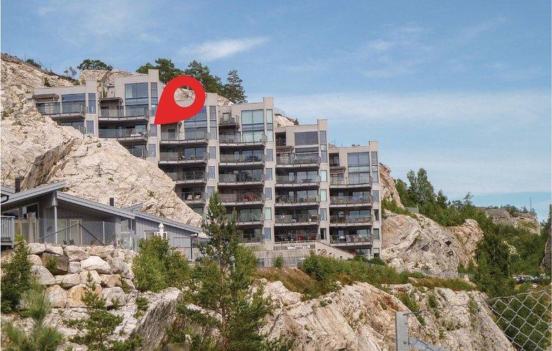 2 Zimmer Unterkunft in Kragerø, location de vacances à Porsgrunn Municipality