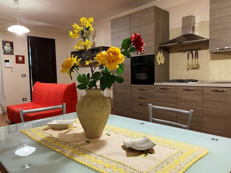 Graziosa Casa Vacanze Anna ad Avola con WI.Fi. a pochi passi dal mare, casa vacanza a Avola