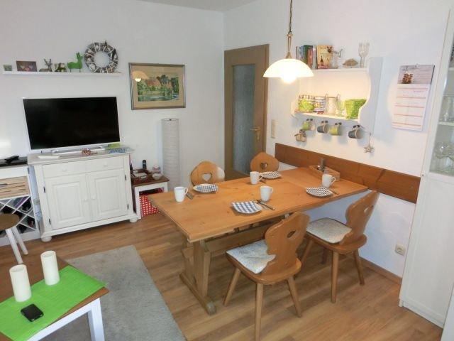 Ferienwohnung 30, 1-4 Personen, 2 Schlafzimmer, 46qm, Balkon, 2. OG, location de vacances à Trostberg an der Alz