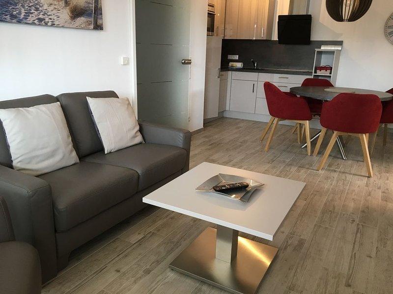 Ferienwohnung/App. für 5 Gäste mit 65m² in Varel (111100), holiday rental in Jade