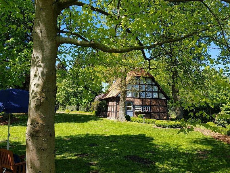 Ferienhaus Rotenburg für 1 - 2 Personen mit 1 Schlafzimmer - Ferienhaus, holiday rental in Wilstedt