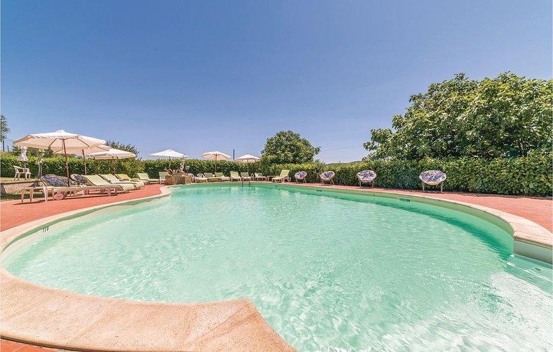 5 Zimmer Unterkunft in Citta´di Castello (PG), Ferienwohnung in Pistrino