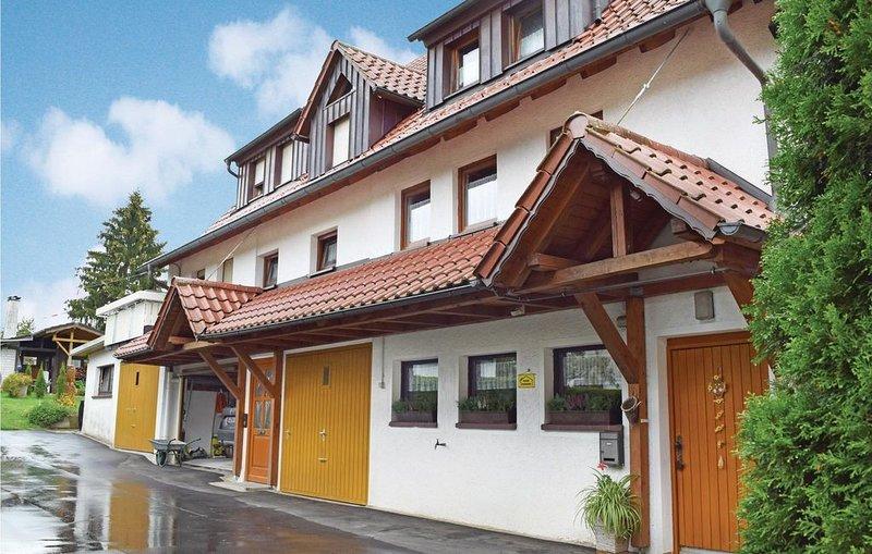 2 Zimmer Unterkunft in Alpirsbach/Römlinsdorf, holiday rental in Ehlenbogen