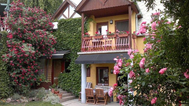 Ferienwohnung Fonyód für 1 - 6 Personen mit 3 Schlafzimmern - Ferienwohnung, holiday rental in Kaptalantoti